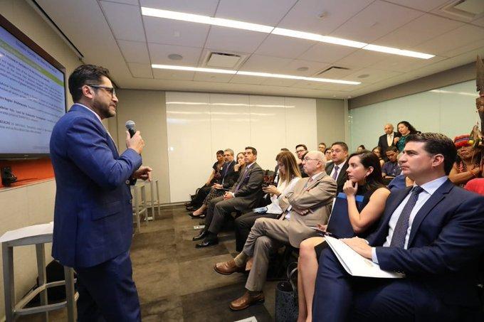 Desde @PNUDEcuador estamos comprometidos con una producción y consumo responsables, en línea con la #Agenda2030 y los 17 Objetivos de Desarrollo Sostenible #ODS #ODSEcuador