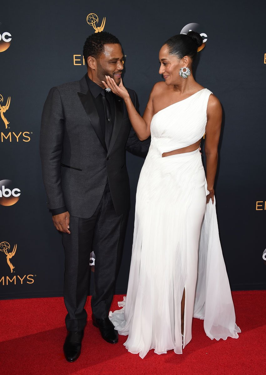 Wishing you the best of luck tonight at the #Emmys, @AnthonyAnderson. You are the most wonderful TV husband. Have fun tonight! @blackishabc #blackish