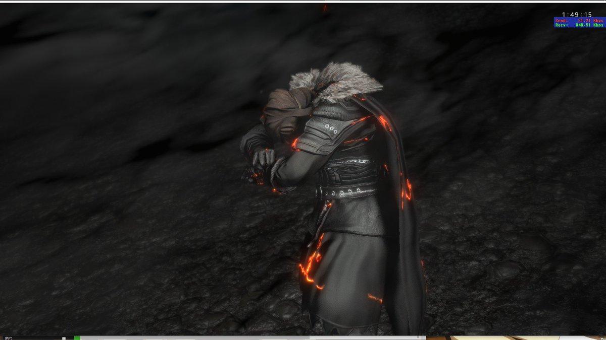 残り火 ダクソ 3