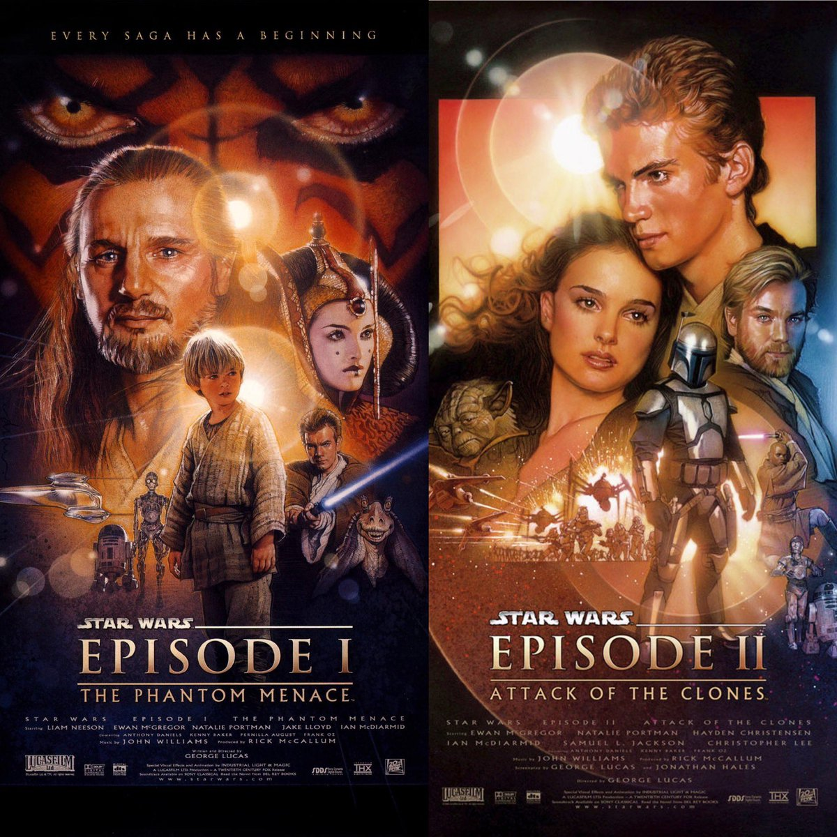 I would love to see stories set between TPM & AOTC in the future, there is so many great potential stories there. I want the canon version of the creation of the Clone Army and a sequel to Dooku: Jedi Lost. #StarWars #ThePhantomMenace #AttackOfTheClones #DookuJediLost