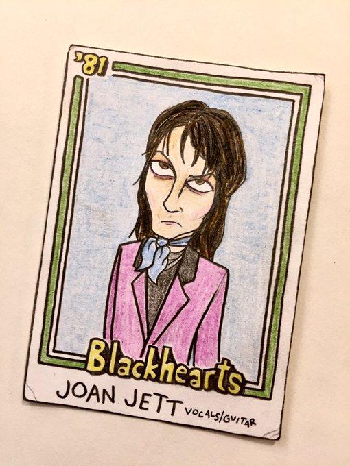 Wishing a very happy birthday to Joan Jett!