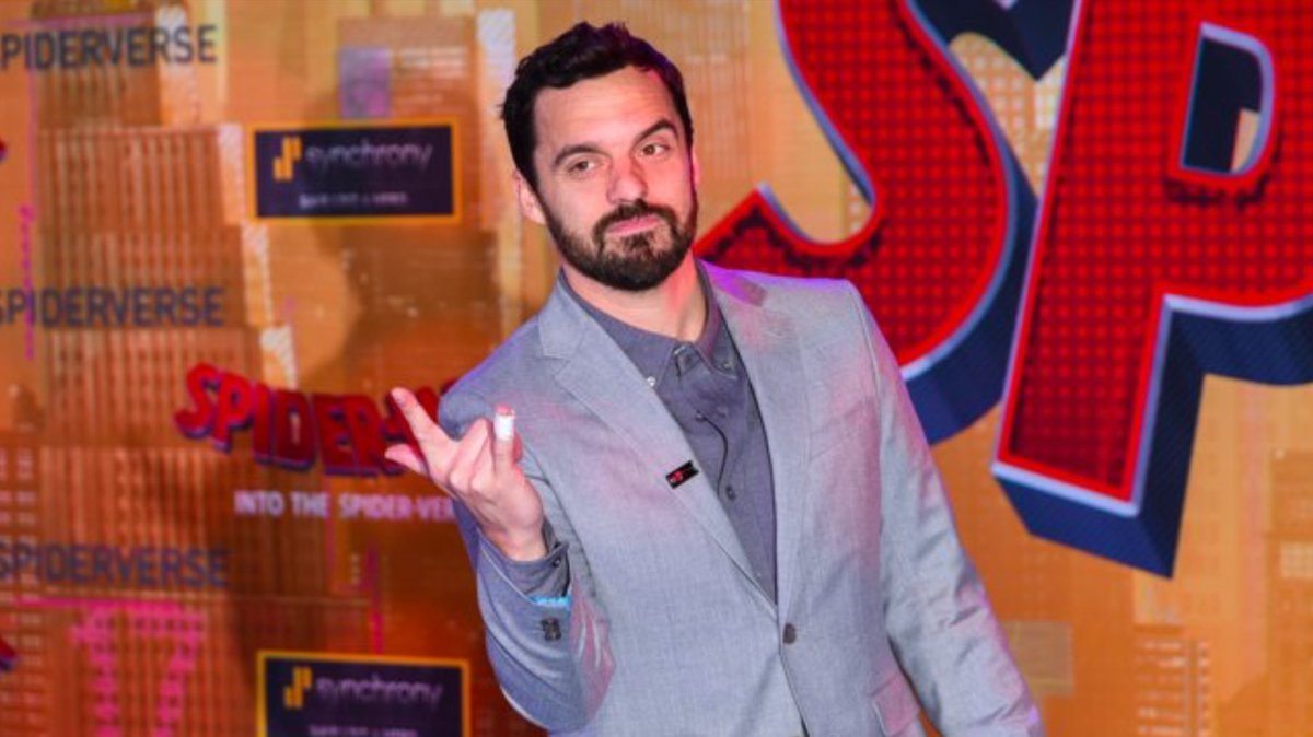 #AtoZActingFavourites #Round2  Day 9 -  JAKE JOHNSON  Spider-Man: Into The Spider-Verse Safety Not Guaranteed  Tag  Jurassic World Win It All
