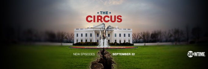 "🌟Watch tonight @Showtime 8pm Return New #TheCircus #SHOCircus @SHO_TheCircus ""The People on That Stage"" w/ @jheil @mmckinnon @alexwagner Featuring @WalshFreedom About: http://bit.ly/206N75c"