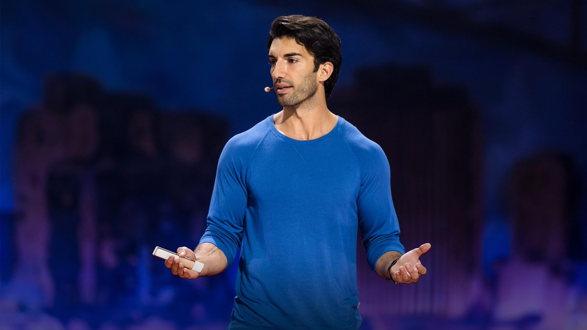Why @justinbaldoni is done trying to be 'man enough': t.ted.com/7kzMLwd #ManEnough