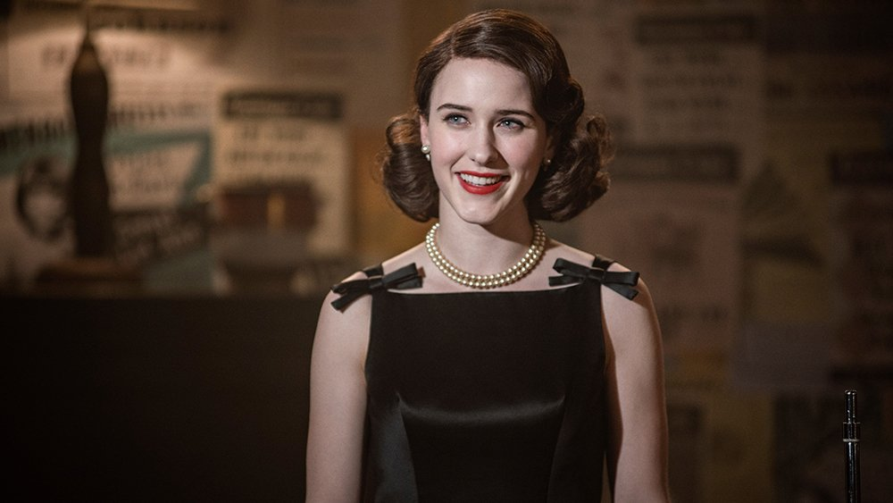 Rachel Brosnahan on how The Marvelous Mrs. Maisel is redefining strong female characters: The problem with that term is that it's always been defined by the male gaze trib.al/4Akoqh8