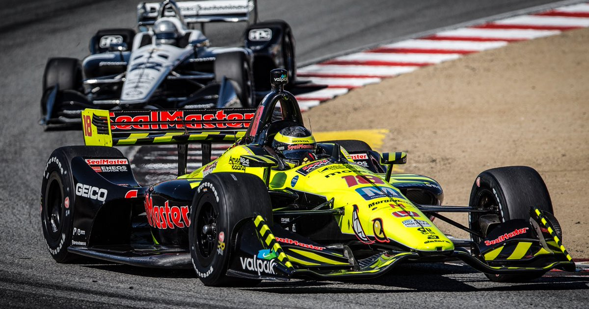 In an awesome display of grit and determination, @BourdaisOnTrack piloted his way to a 7th place finish in today's #FirestoneGP from @WeatherTechRcwy after starting 19th. #INDYCAR