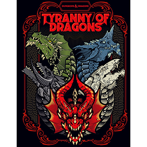 Weekend reminder - I'm doing 3 D&D giveaways:  D&D mug at 4.5K followers.  Tyranny of Dragons if 5k followers by 10/22/19.  Eberron: Rising from the Last War if 6k followers by 11/19/19.  Like/retweet/follow for a chance to win. <br>http://pic.twitter.com/DvdsW05azN