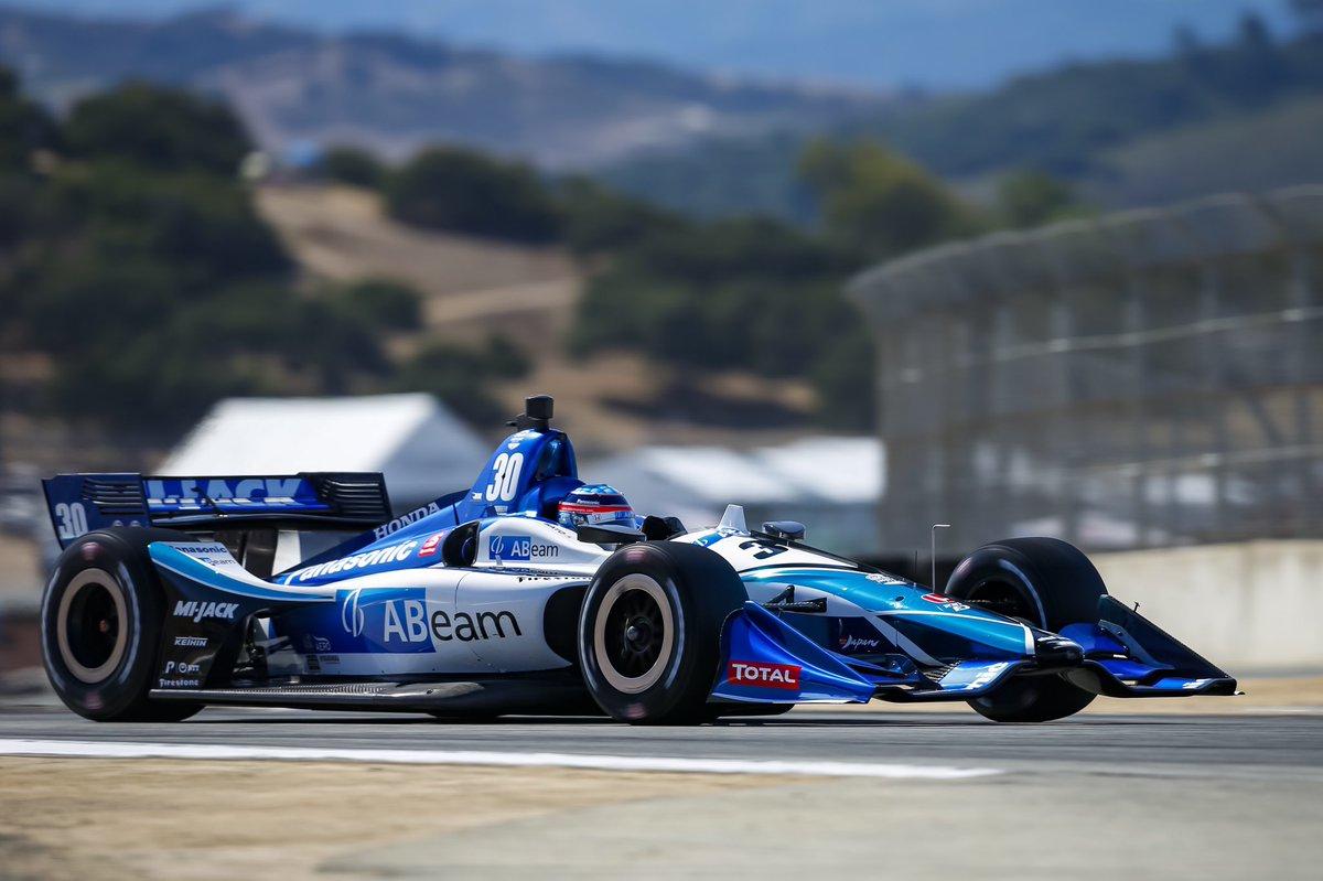 .@TakumaSatoRacer passed Marco for P12. L25