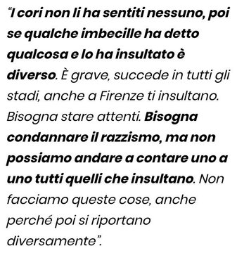 """Pistocchi bacchetta Gasperini: """"siamo diventati la barzelletta d'Europa"""""""
