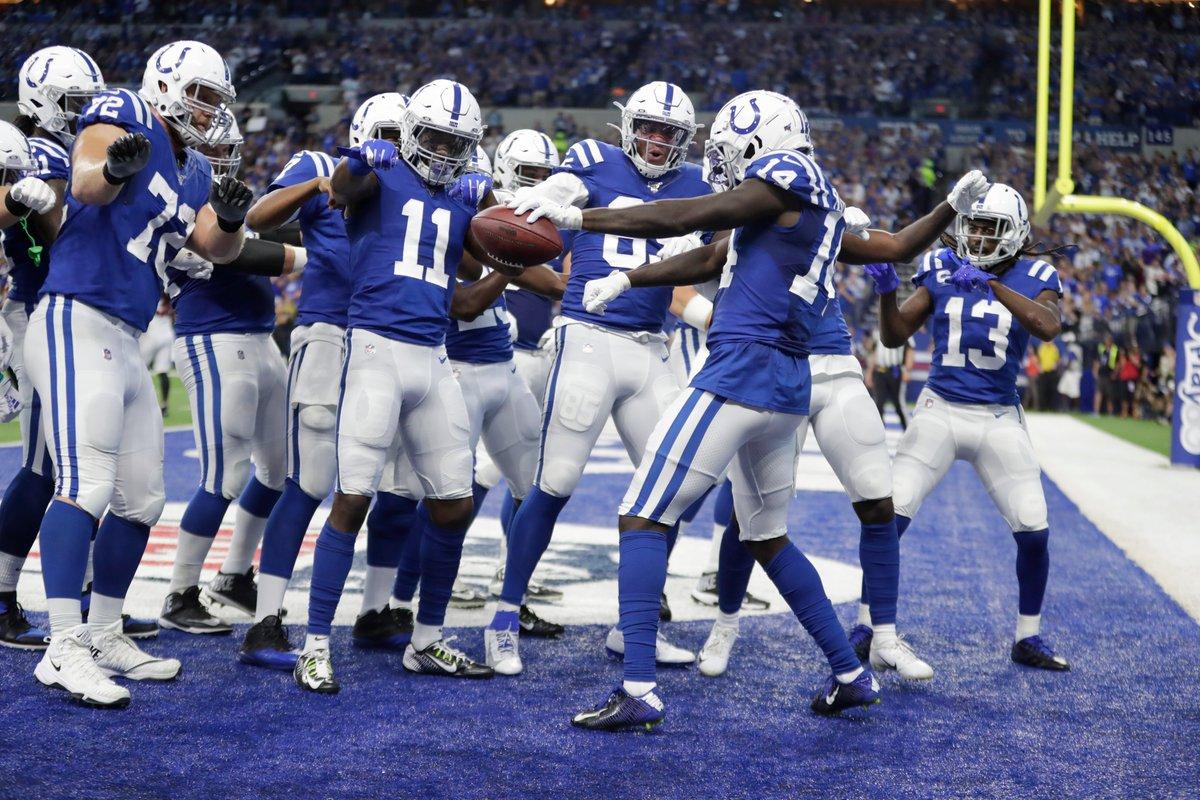BIG win in Indy 😤 FINAL: @Colts: 27 @AtlantaFalcons: 24