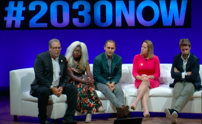 Can Advertising Help Save the Planet? @jcdecaux @bonjglobala @ddroga and Amy Dickman will try to answer that question with @boazpaldi #2030NOW