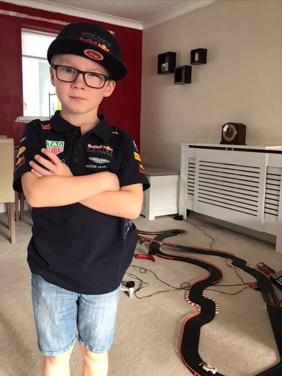 #RedBullHonda newest member of your young driver program! A #MaxVerstappen fan from the word go.