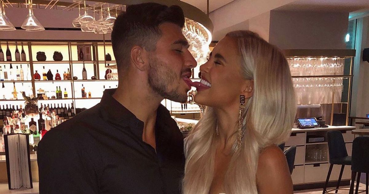 Molly-Mae Hague gushes over Tommy Fury after he jets home for her mums birthday: Molly-Mae filmed her beau sound asleep after he stepped right off the plane from Ibiza to see her mum for her birthday dlvr.it/RDfRXK