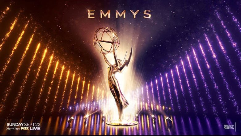 It's nearly time #Emmys time! Good luck to our #Chernobyl family tonight @TelevisionAcad @sisterpicstv #emilywatson #StellanSkarsgaard @clmazin @JaredHarris @chrisfry72 @HBO @skyatlantic #Round2 #Chernobyl 👍