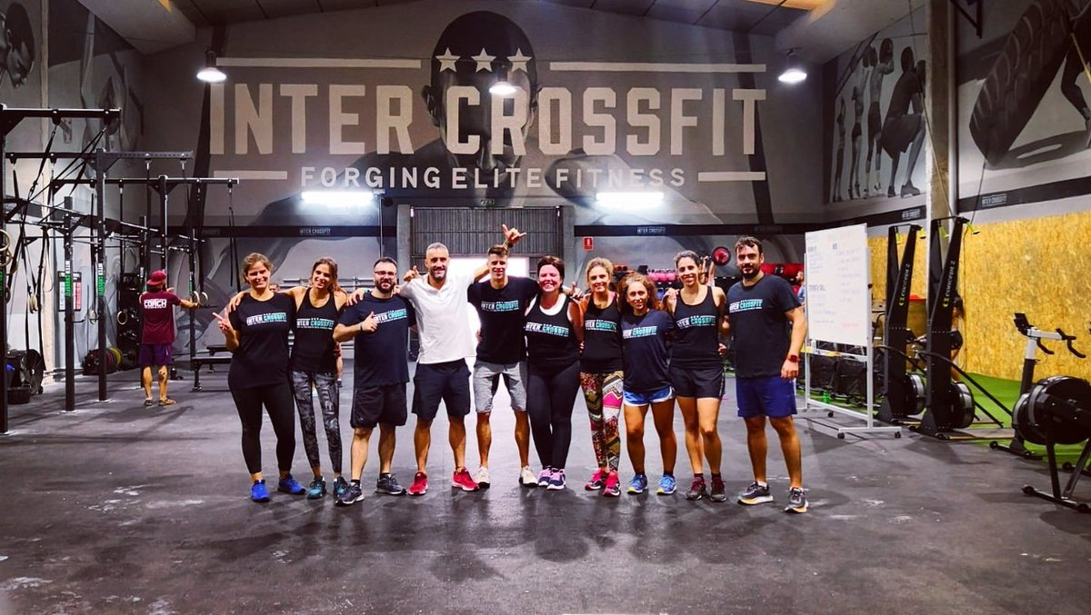 crossfitespana hashtag on Twitter