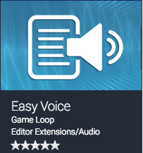 Check out our Text-to-Speech Unity editor extension on the asset store for voice dialogue prototyping.  http:// bit.ly/2Kw29PS     #unity3d #gamedev #indiedev #gameaudio <br>http://pic.twitter.com/MBK11J1H9H