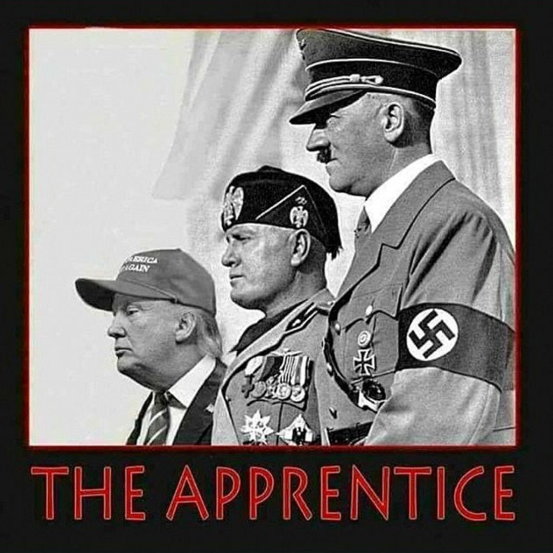 I want to be confident the House will move to impeach. What better reason do they need? America is perched on a precipice about to plunge into fascism. All of Trvmp's crimes must be exposed. He and his henchmen must be stopped. #ImpeachTrumpNow #OneVoice1 #TrumpResignNow twitter.com/robreiner/stat…