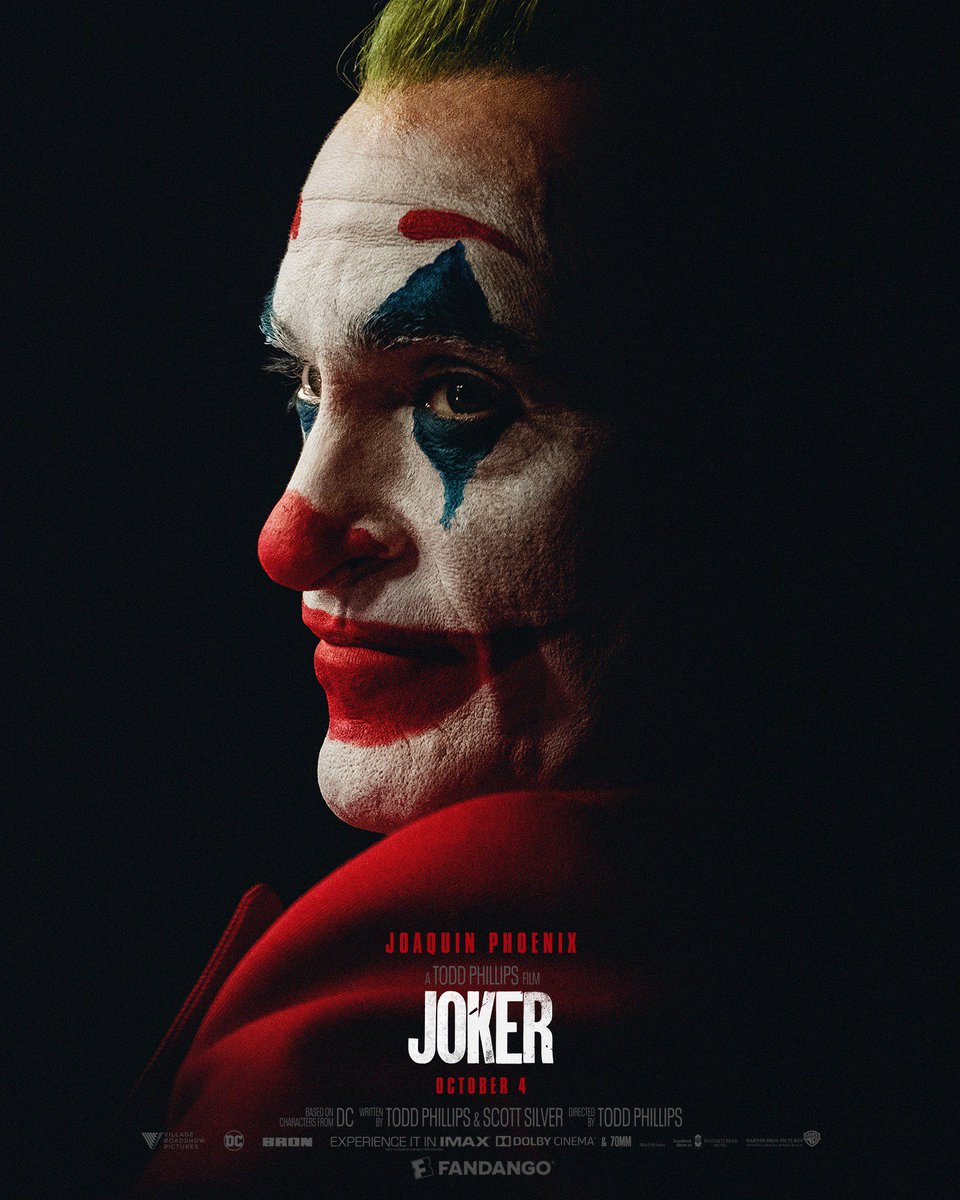 JOKER Tickets Now On Sale As Joaquin Phoenix's Arthur