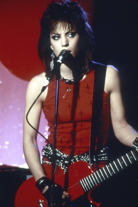 Happy 61st Birthday to the legend that is Joan Jett   Big inspiration to us all x