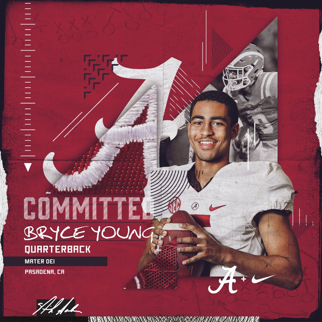 4-Star QB Flips Commitment From USC To Alabama
