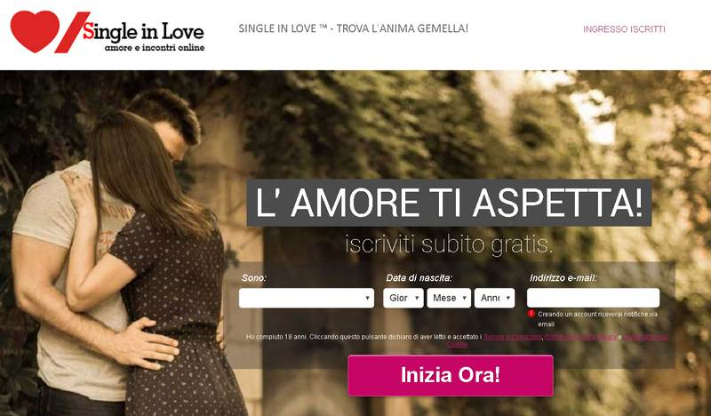 Senior Single siti di incontri online