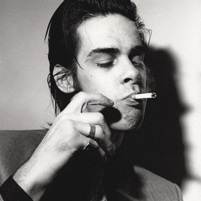 Annnnnd a happy birthday to Nick Cave too!