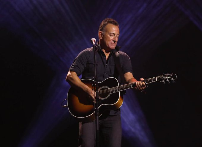 Happy70th Birthday Bruce Springsteen. A National Treasure!