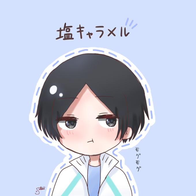 国見 イラスト ハイキュー Haikyu!! Final