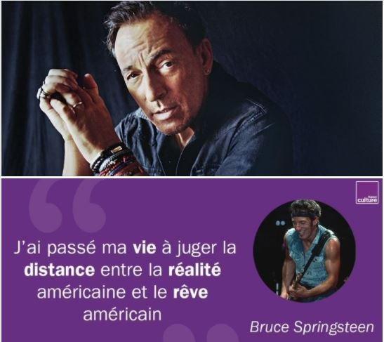Happy Birthday to Bruce Springsteen né le 23 septembre 1949 et qui fête aujourd hui ses 70 ans !
