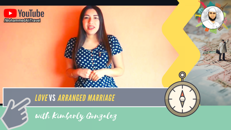 On the #move #Love vs #ArrangedMarriage: This is the #QuestionOfDay and find out what I would choose when it is time for the #BigEvent. #BrandNew on #YouTube: https://rebrand.ly/LoveVsArranged  #TuesdayThoughts #KimberlyGonzalez #Chile #LoveStory https://rebrand.ly/matv-pr1