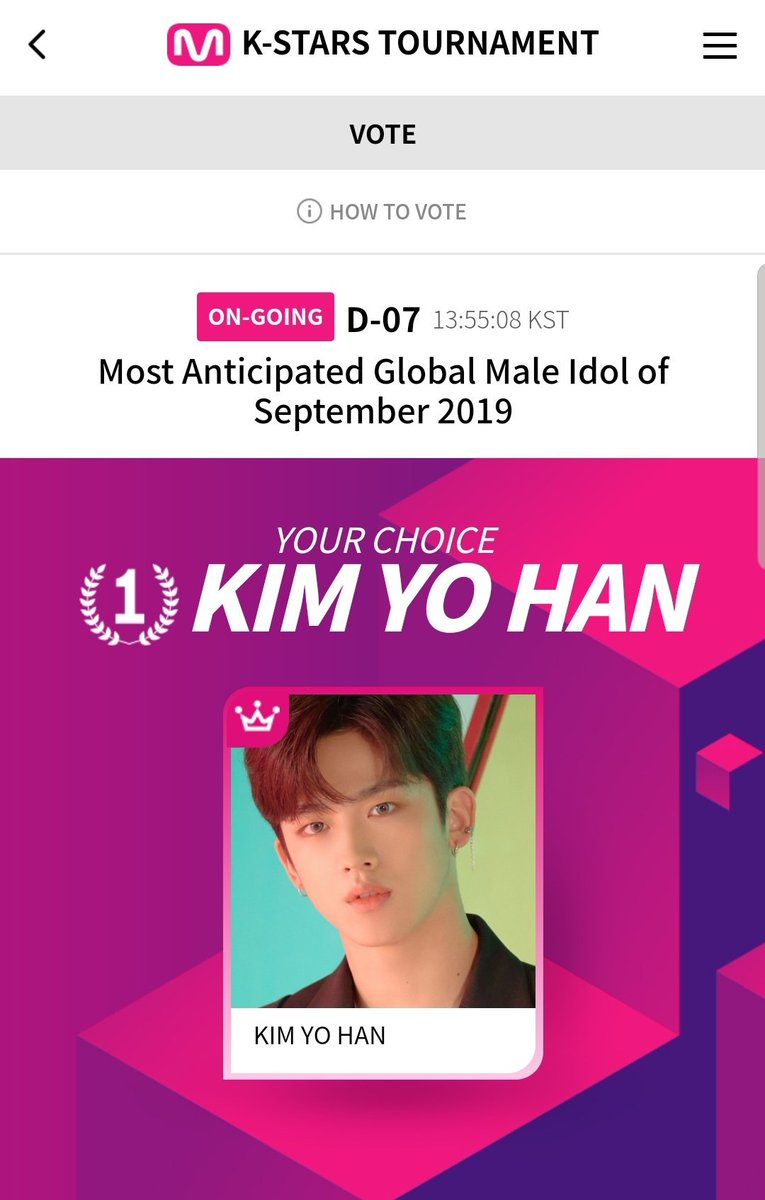Morning. Vote now until it close within 7days.   Most Anticipated Global Rookie Group of Sept 2019  https://www. mwave.me/en/vote/tourna ment/view?tab=vote&voteSeq=900966  …   Most Anticipated Global Idol Group of Sept 2019  https://www. mwave.me/en/vote/tourna ment/view?tab=vote&voteSeq=900965  …   Most Anticipated Global Male Idol of Sept 2019  https://www. mwave.me/en/vote/tourna ment/view?tab=vote&voteSeq=900967  … <br>http://pic.twitter.com/abDtDVFSx8