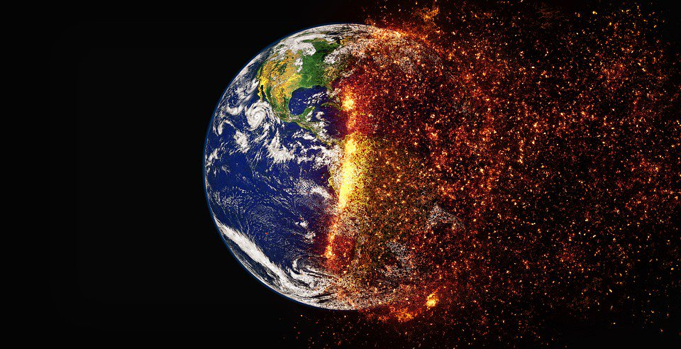 2015-19 is the warmest 5-year period on record, as the impact of climate change (e.g. sea ice loss, extreme weather) increased, and global average temperature has rose by 1.1°C since the pre-industrial period, said the latest WMO report on global climate. #GlobalWarming<br>http://pic.twitter.com/jISBbRxERe