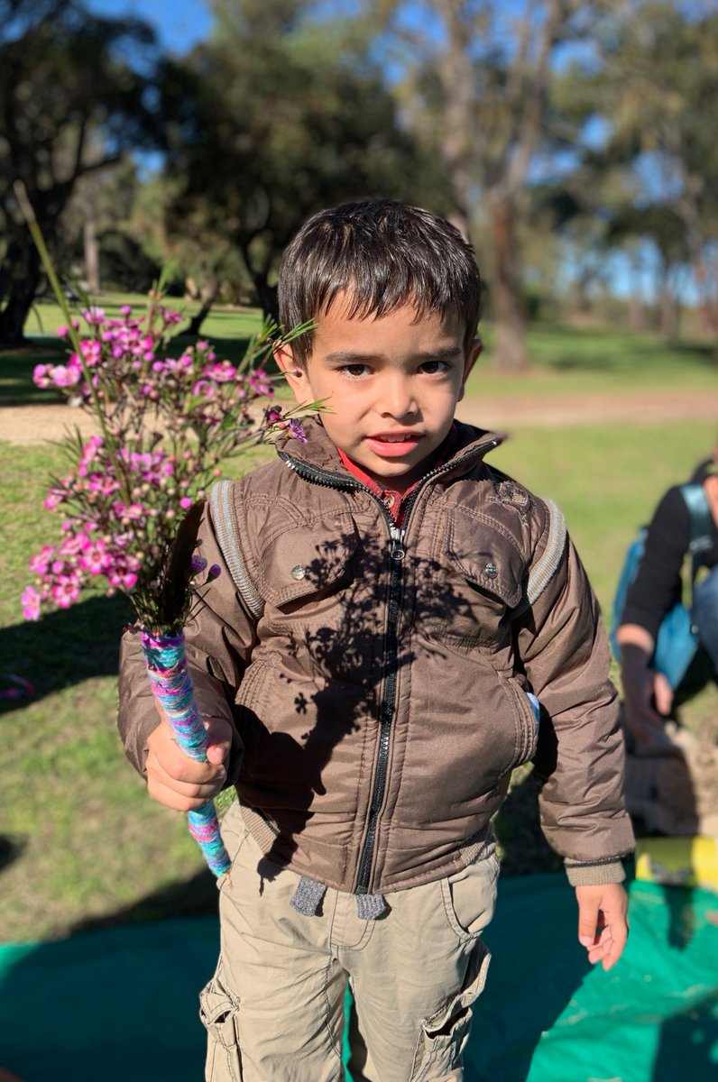 Our September Kids in Nature event is this Friday, 9.30am at Kwinana Wildflower Reserve. Grab your (free) ticket and join us for a fun morning connecting with nature. https://www.trybooking.com/BFKJO #cityofkwinana #perthkids #mumsofperth #kidsinnaturepic.twitter.com/xvanO4iZ9b
