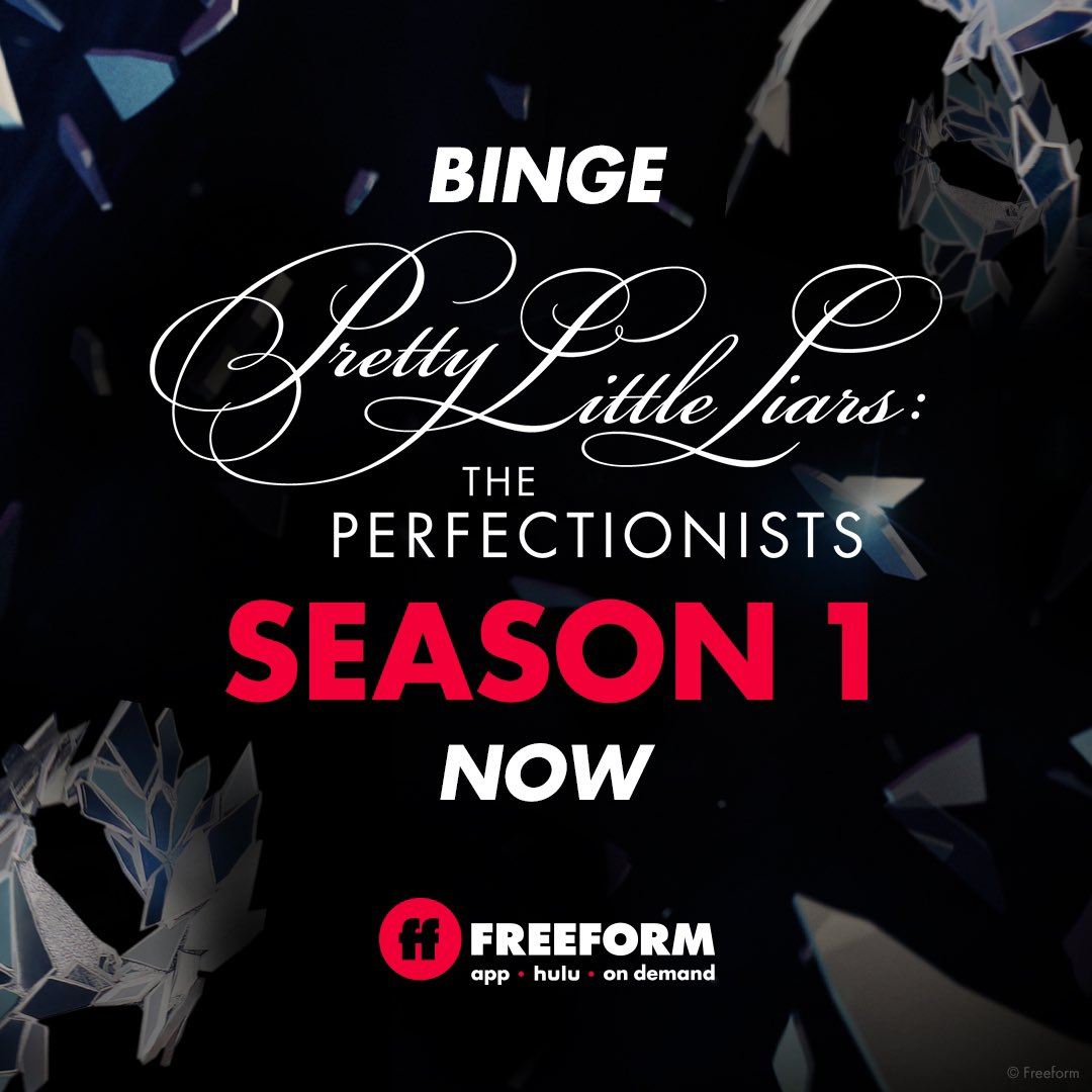 Don't lie. How many times have you watched #PLLThePerfectionists? The good news is that you can stream it again on @Hulu, On Demand, or https://t.co/OjE5CwelPG. https://t.co/pX1Om5CP0U