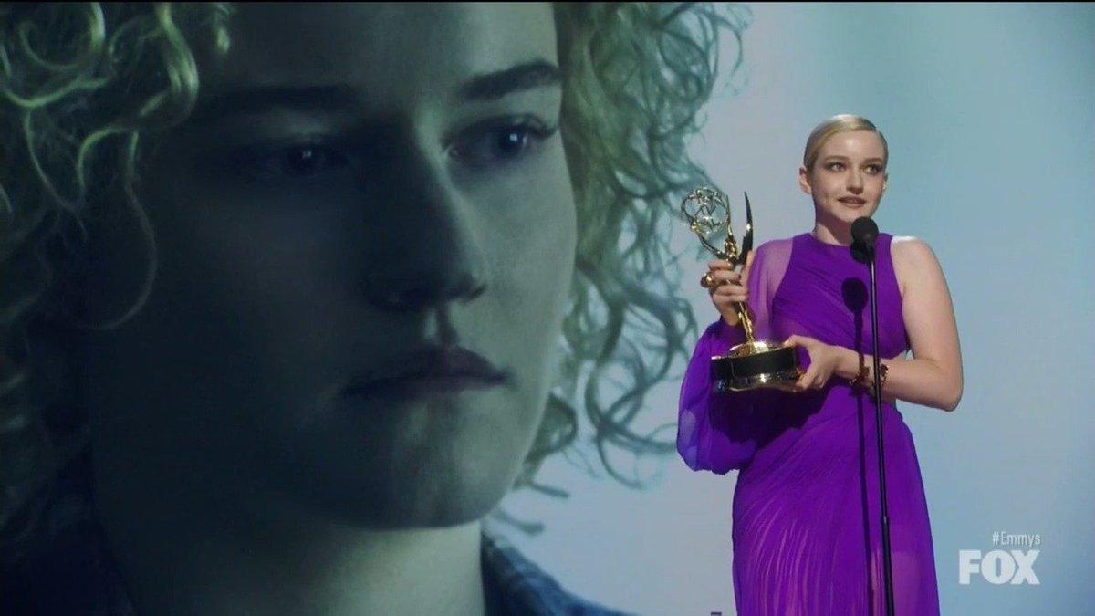 Emmys2019 Julia Garner Wins Baaz