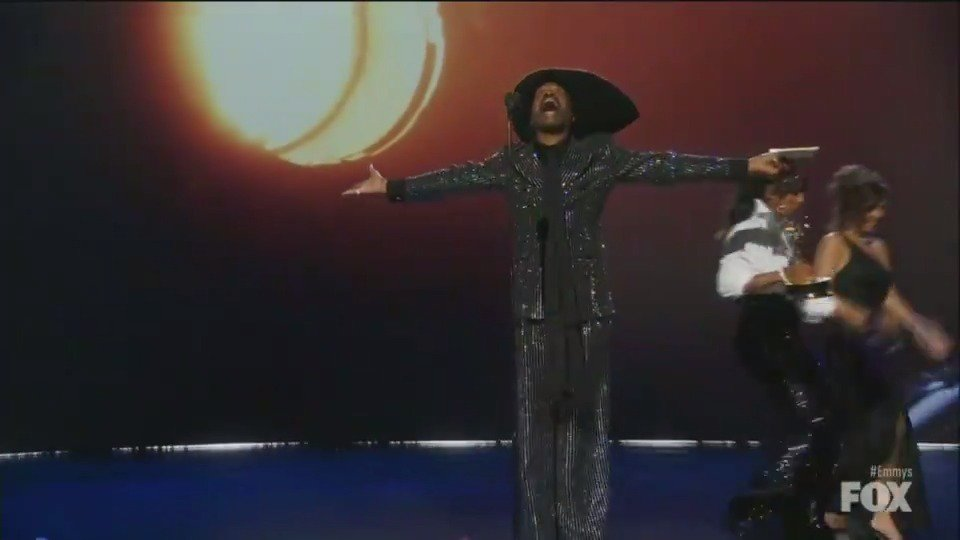 #PoseFXs Billy Porter at the #Emmys: The category is love, yall, love! bit.ly/2V9VuB7