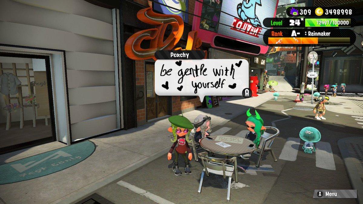 lol I find @peachypoke before claud #Splatoon2 #NintendoSwitch<br>http://pic.twitter.com/cq9SEgFCWM