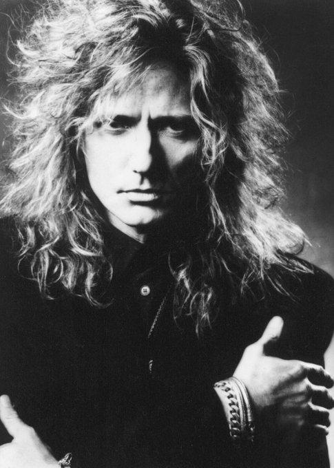Whitesnake - Here I Go Again \87  via Happy Birthday lead singer David Coverdale
