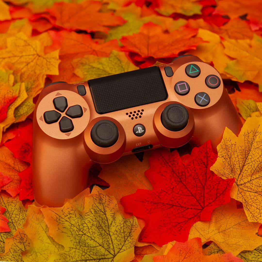 Heute ist offizieller #Herbstanfang 🎉  Hat die Jahreszeit Auswirkungen auf euer Gaming-Verhalten? #PS4