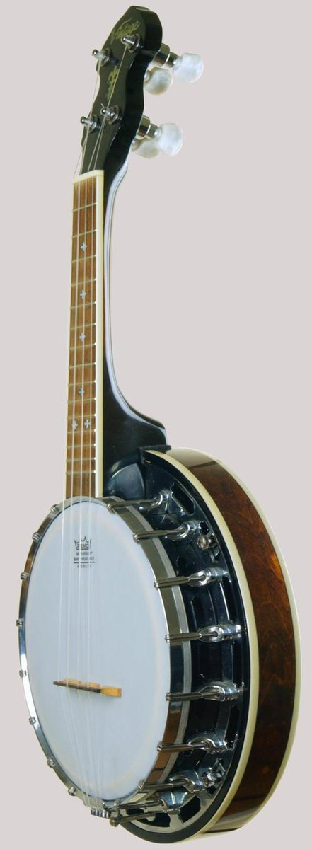 JHS vintage dub 5 banjo ukulele