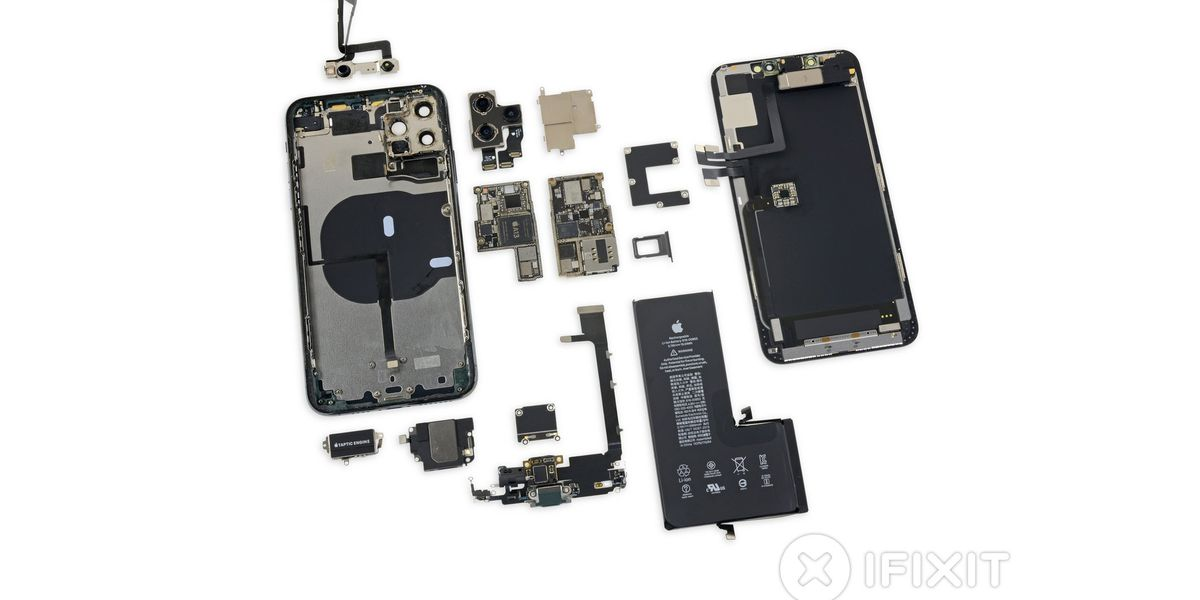 Hot new story Here's what we learned from iFixit's iPhone 11 teardown https://www.theverge.com/circuitbreaker/2019/9/23/20879456/ifixit-iphone-11-pro-max-teardown-bilateral-charging-intel-modem-ram… #trending #tech #icymi