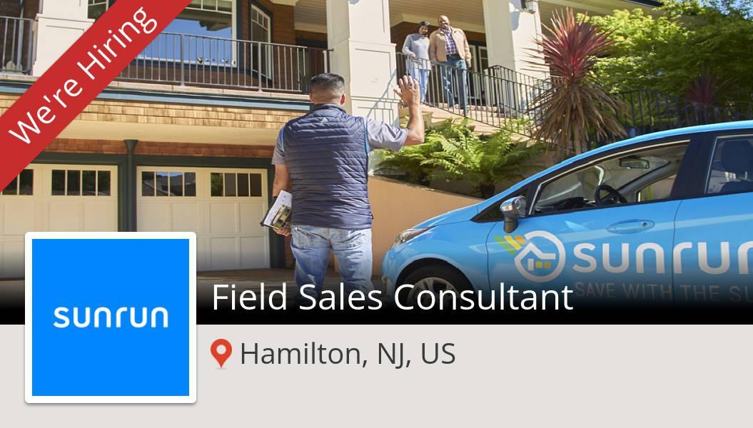 Check out this #job: Field #Sales #Consultant at #Sunrun in #Hamilton https://workfor.us/sunrun/bz3 #PowerForward #SolarJobs