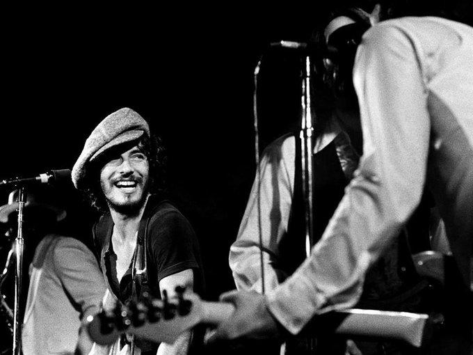 Happy birthday, Bruce Springsteen 70