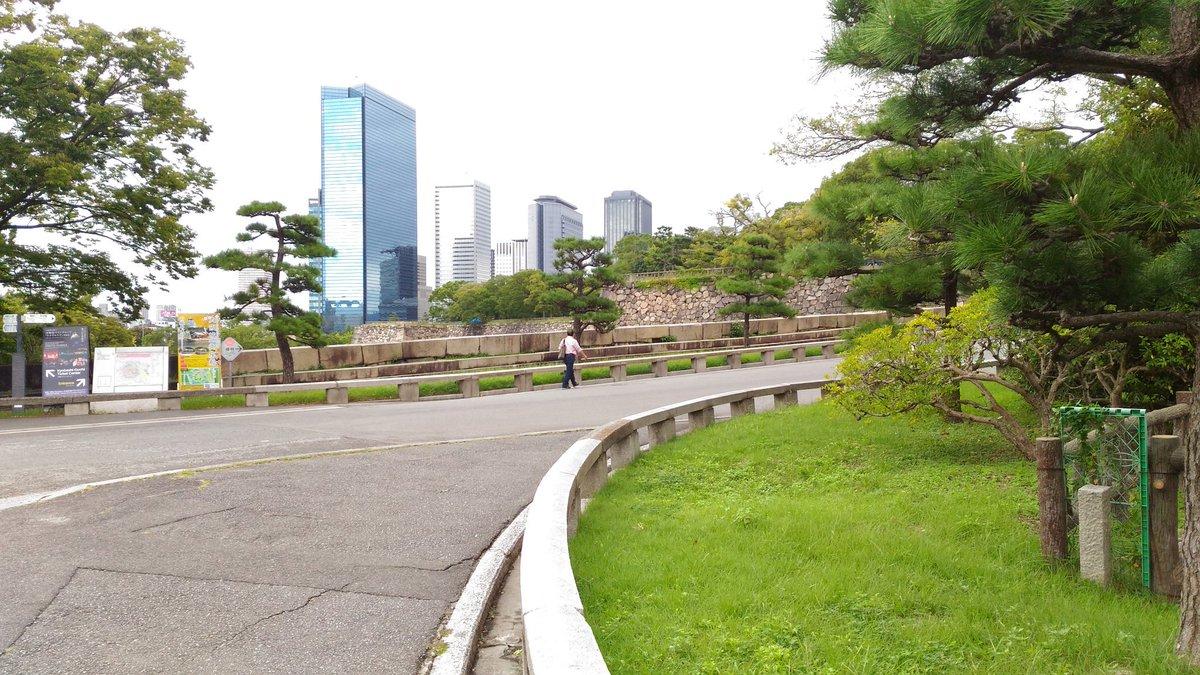 早朝から溜まっていた仕事を片付け、 午後は #大阪城公園 をランニング!  今日は体が軽くてビックリ😃 3.74km 27分13秒 7.17/kmペース #Vitality #loveparkrun