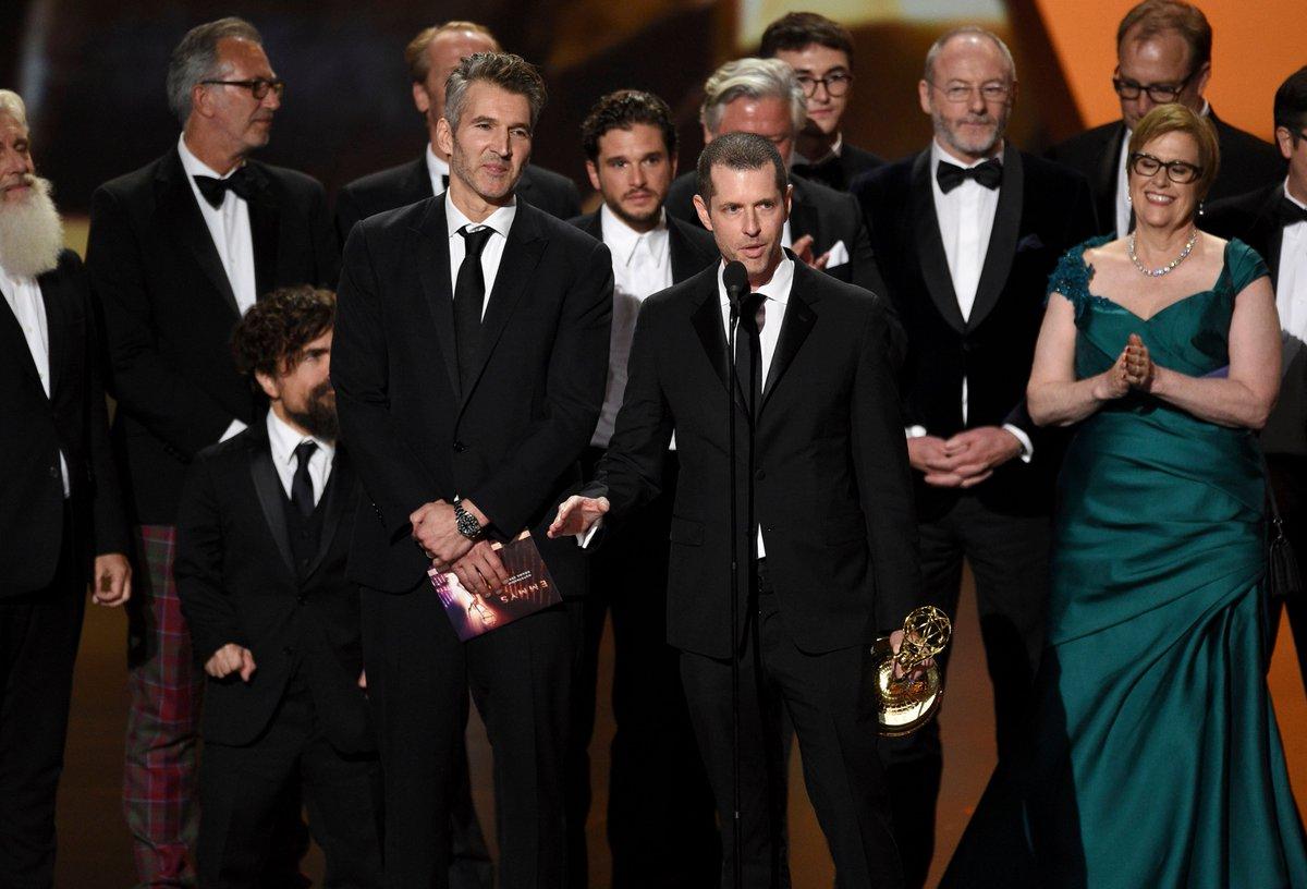 Toch Emmy voor Carice van Houten. Game of Thrones verkozen tot beste Dramaserie