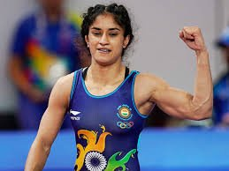 Vinesh Phogat won a bronze at the World Championships earlier this month and sealed a spot for herself at the 2020 Tokyo Olympics. #wrestling #wwe #mma #prowrestling #bjj #ufc