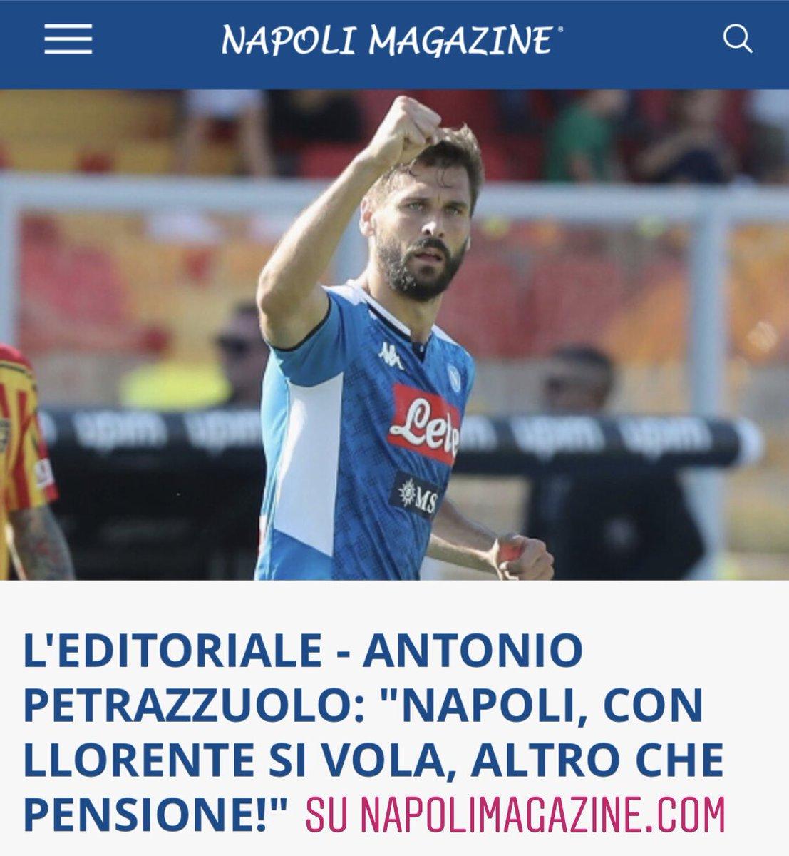 #LecceNapoli