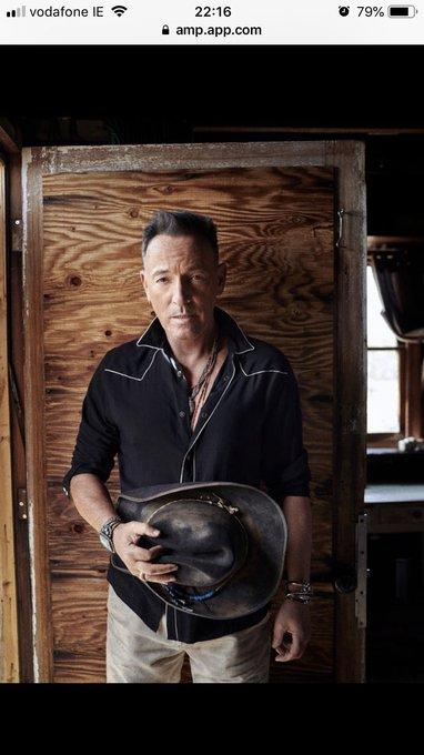 Happy 70th Birthday Bruce Springsteen    !!