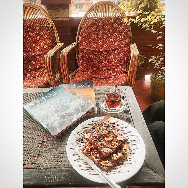 Ready or not for the week? 🥞 Better with pancakes 😜 #pancakeslovers . . . . #breakfast #instapancakes #patan #katmanduvalley #ktmnepal #katmandu #nepaltravel #travellernepali #explorenepal #allnepal #beautifullynepal #igersasia #omgnepal #nepalilovey… https://ift.tt/30Ecj8t
