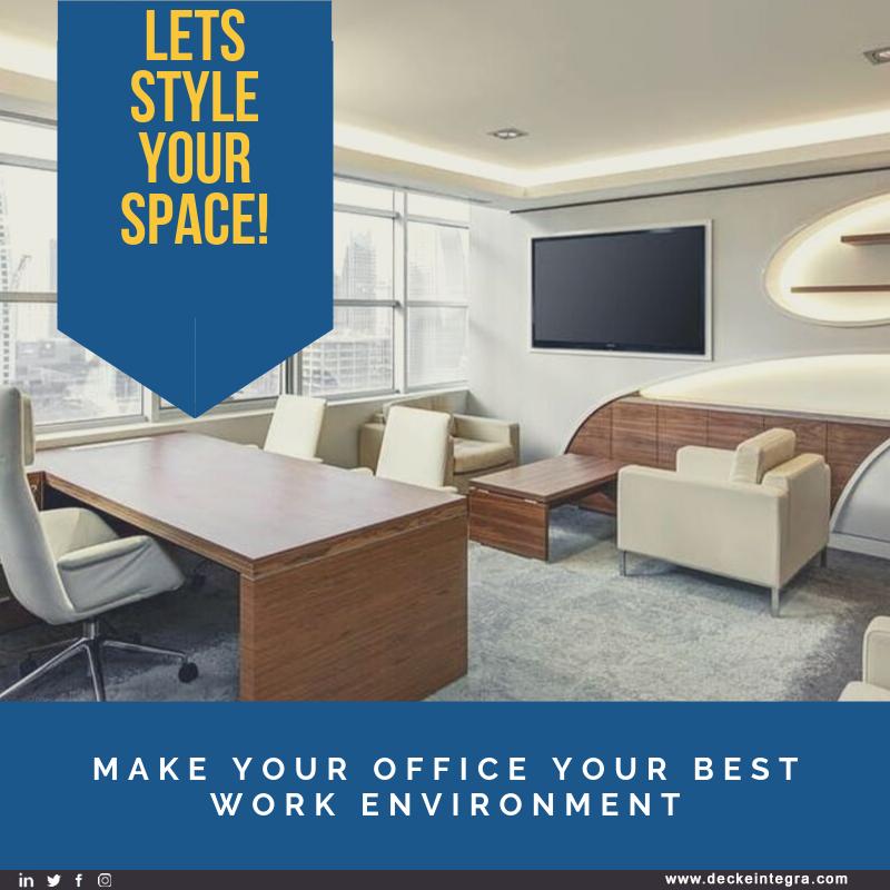 the best office interior design